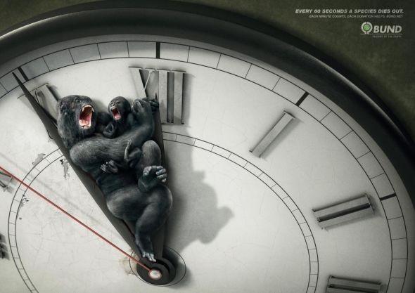 Какой была социальная реклама в 2011 году. Изображение № 7.
