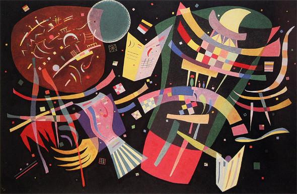 Коллекция работ В.В. Кандинского. Изображение № 30.
