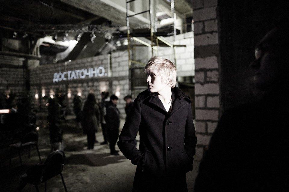 «Три четыре»: Фоторепортаж с репетиции оперы в подвале Москва-Сити. Изображение № 9.