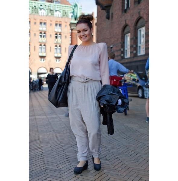 Луки с недель моды в Копенгагене и Стокгольме. Изображение № 23.