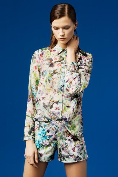 Лукбук: Zara March 2012. Изображение № 14.
