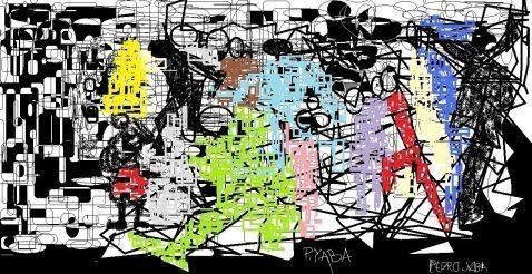 Изображение 5. Педро Яба - Искусство из Африки.. Изображение № 5.