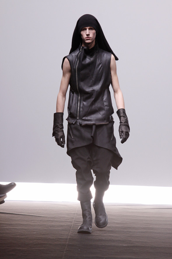 Rick Owens Fall Winter 2009 2010. Изображение № 1.
