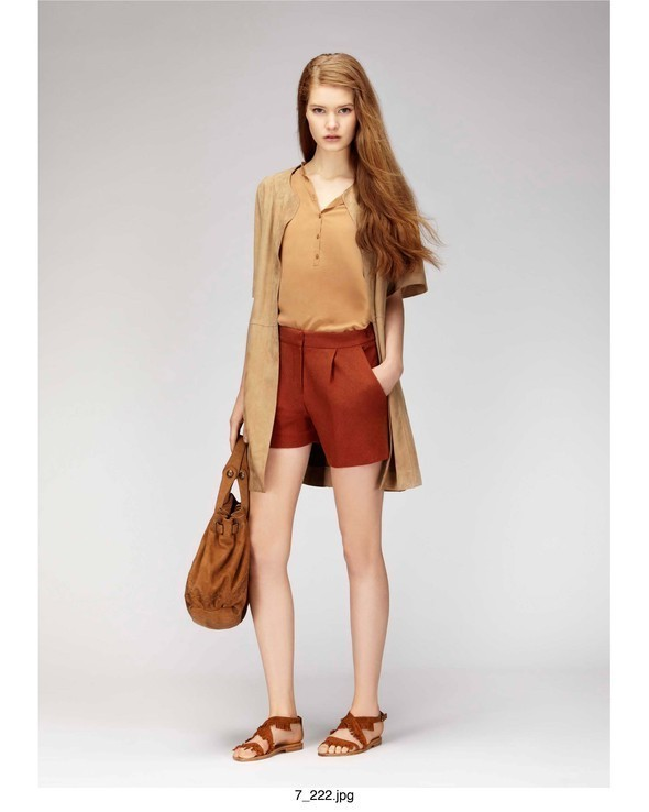 Look-book Gerard Darel SS2011. Изображение № 68.