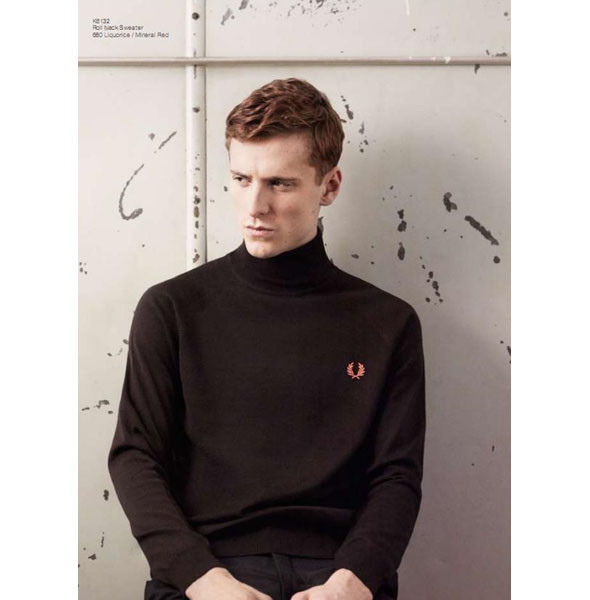 Fred Perry FW 2010. Изображение № 15.