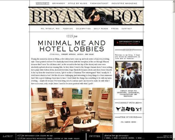 Bryanboy.com. Изображение № 8.