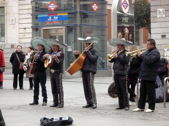 Мадрид. Изображение №12.