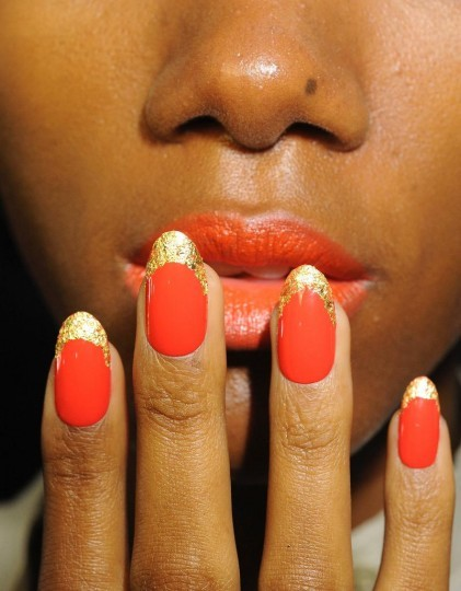 Fashion week: The nails for spring 2012. Изображение № 7.