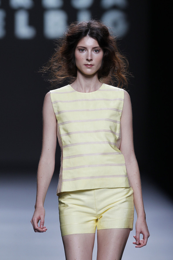Madrid Fashion Week SS 2012: Teresa Helbig. Изображение № 15.