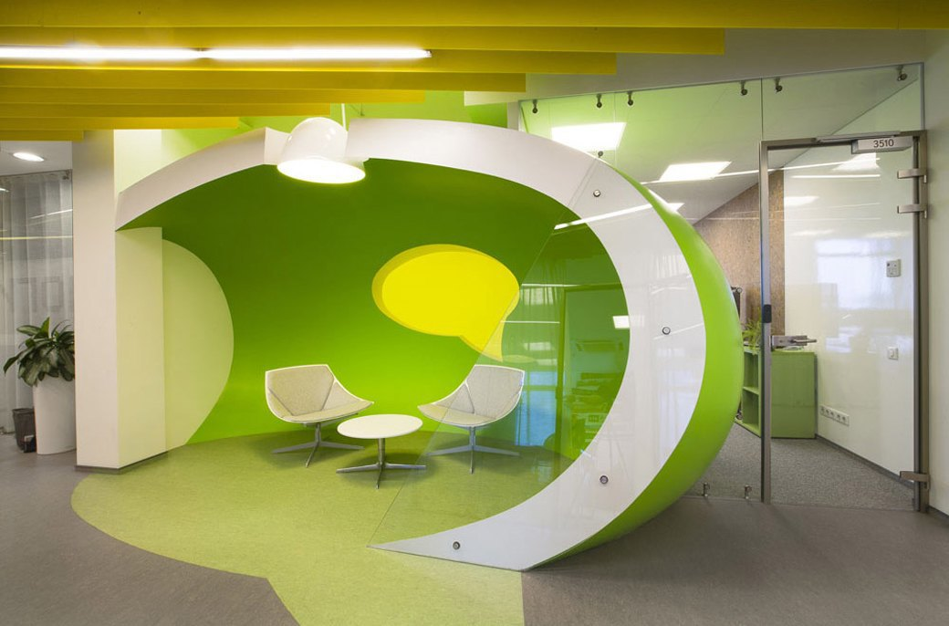 Офис «Яндекса» в Петербурге. Изображение № 13.