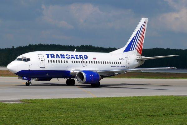 «Трансаэро» вошла в число шести крупнейших туристических перевозчиков . Изображение № 1.