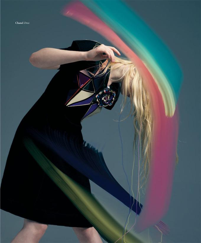 Numero, Vogue и другие журналы опубликовали новые съемки. Изображение № 53.