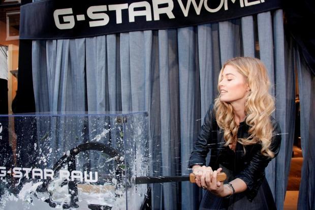 Первый в мире бутик для женщин G-Star Women. Изображение № 4.