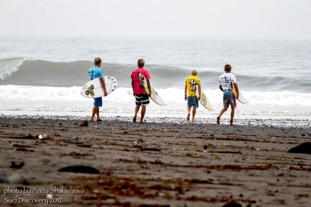 Результаты российских соревнований по серфингу Surf Jam Bali 2012. Изображение № 3.