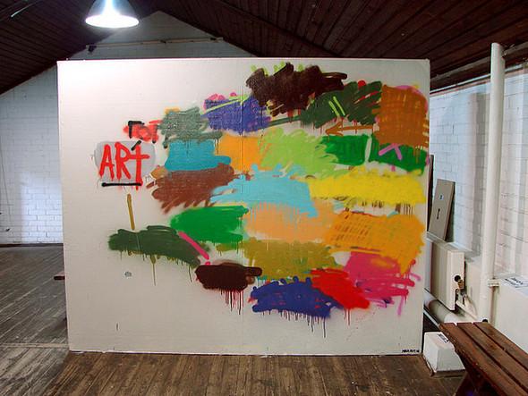 Художественные методы уничтожения граффити. Изображение № 20.