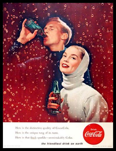 Изображение 66. Coca-cola – История бренда, история рекламы.. Изображение № 66.