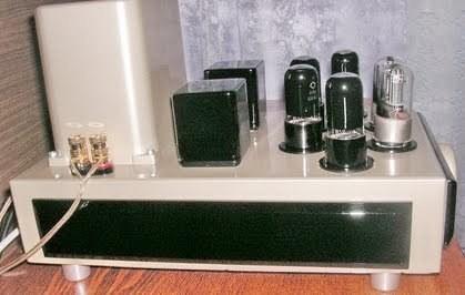 Изображение 6. Аудиотехника и звук: провода, транзисторы, лампы.. Изображение № 10.
