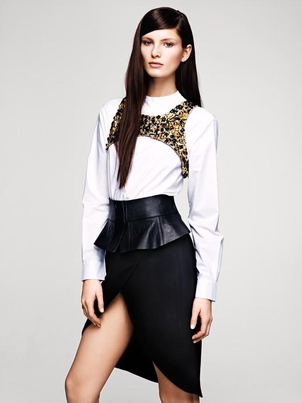 Лукбуки: H&M, Free People, Mango и Zara. Изображение № 1.