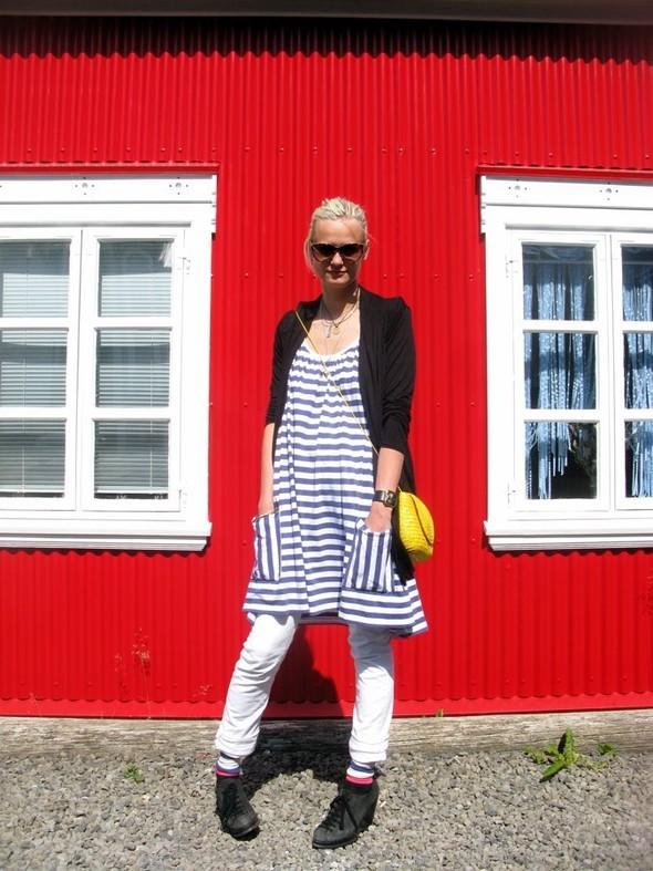 REYKJAVIK STYLE: блондинки, магия инемного стрит-фэшн. Изображение № 8.