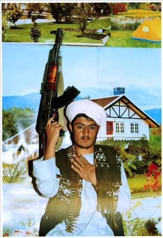 Талибан – ретушированная красота смерти. Изображение № 27.