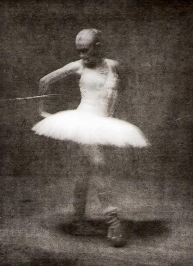 Балет в технике лит-печати или как мой друг печатает ночами фотографии. Изображение № 2.