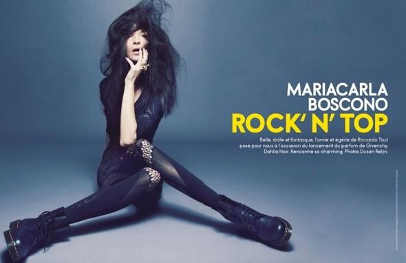 Съёмка: Мариакарла Босконо для Elle. Изображение № 1.