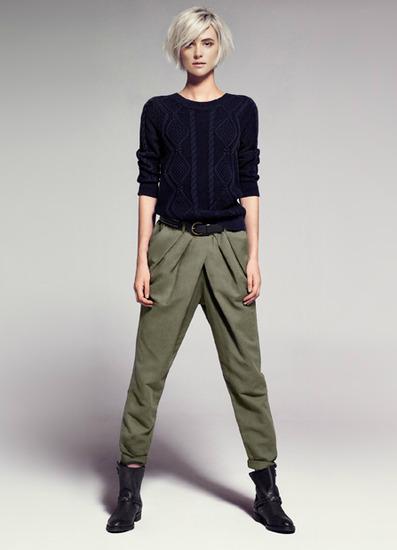 Лукбуки: H&M, Zara, Urban Outfitters и другие. Изображение №118.