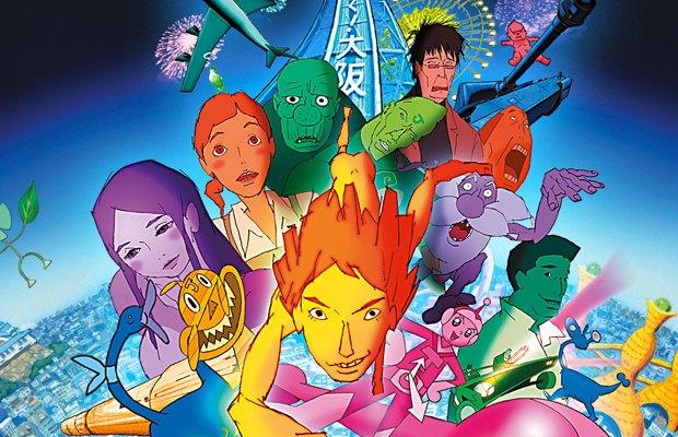 Что смотреть: Эксперты советуют лучшие японские мультфильмы. Изображение №49.