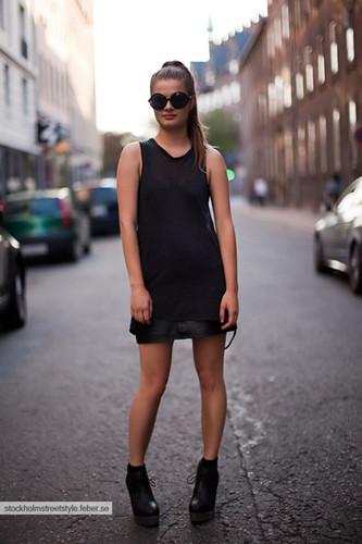 Почему fashion-блоггеры любят Acne?. Изображение № 2.