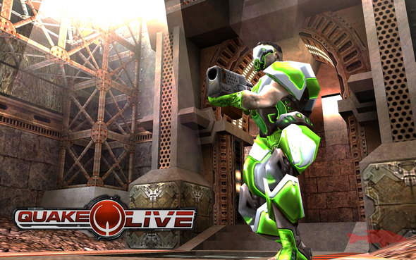 Quake Live. Изображение № 2.