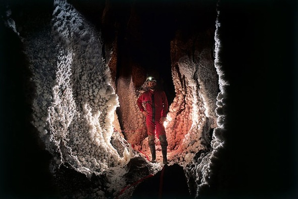Спелеология, путешествие поподземным пещерам. Изображение № 9.