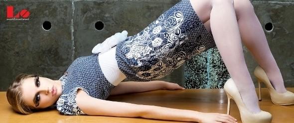 Изображение 5. Платья марки LO - головокружительная невесомость и французский шарм.. Изображение № 5.