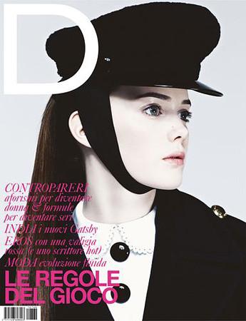 30 обложек с вещами из коллекции Louis Vuitton FW 2011. Изображение № 48.