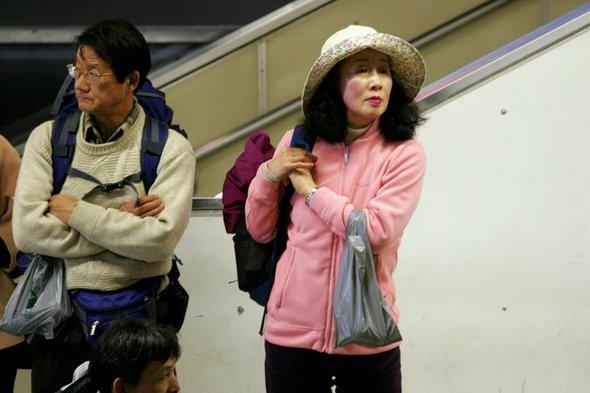 Жители Токио. Изображение № 5.