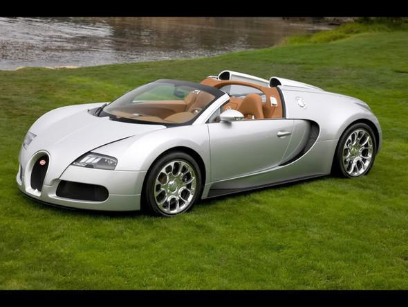 Bugatti Veyron Grand Sport. Изображение № 10.