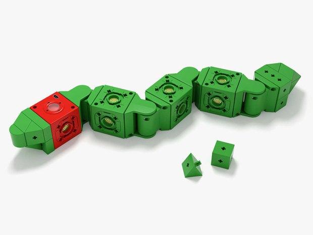Своего робота можно будет построить из кубиков. Изображение № 4.
