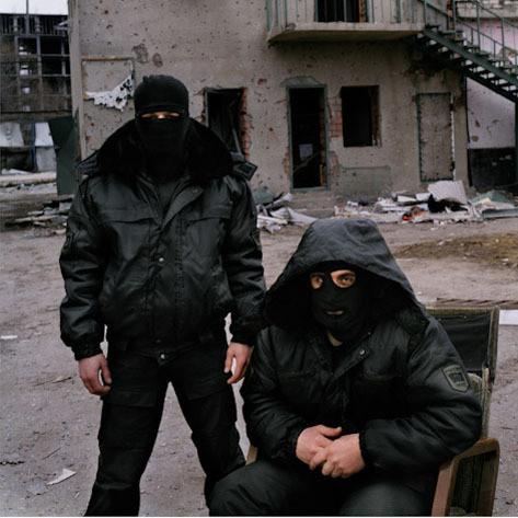 Изображение 12. Победитель World Press Photo. Документируя чеченский конфликт.. Изображение № 6.