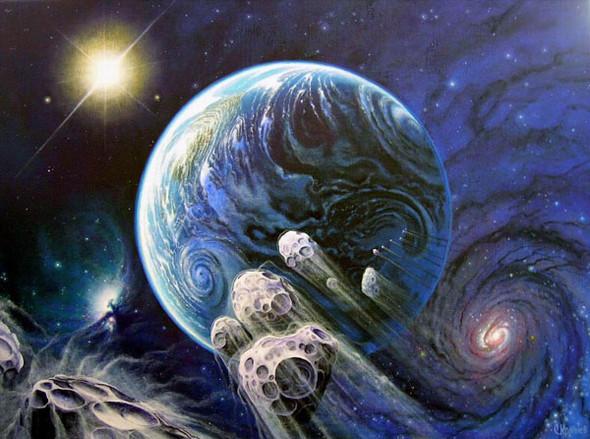 Вселенная Сергея Крайнева. Изображение № 5.