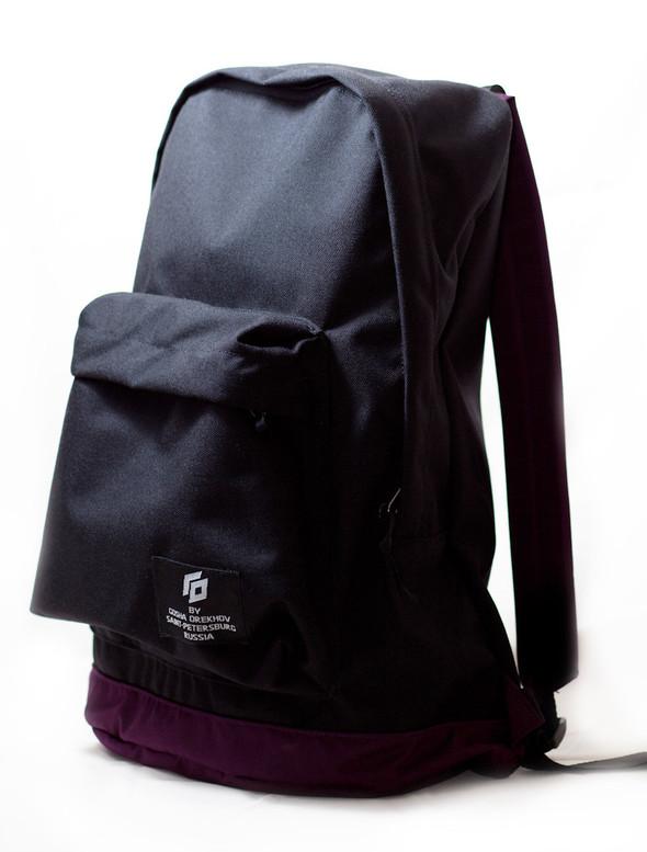 Good Local — детали / сумки и рюкзаки от Гоши Орехова. Изображение № 20.