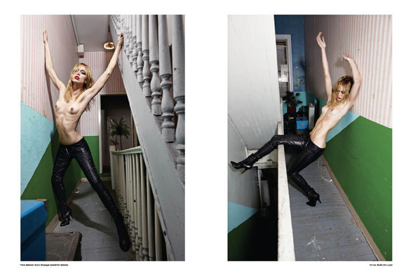 HIGH PERFORMANCE for V Magazine Issue #64. Изображение № 3.