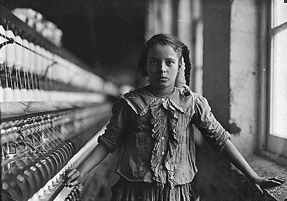 Эксплуатации детского труда в Америке (1910 год).И эмигранты США. Изображение № 15.