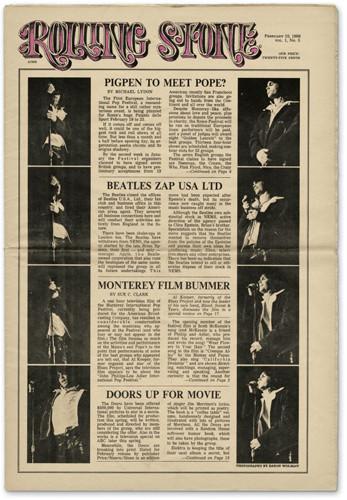 "Изображение 46. Выставка: Барон Уолмен ""The Rolling Stone Years"".. Изображение № 46."