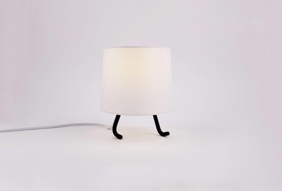 10 настольных ламп для тех, кто не спит по ночам. Изображение № 3.