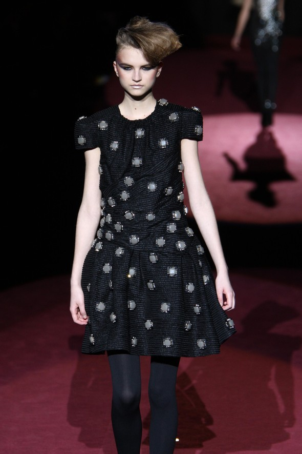 Marc Jacobs fall winter 2009–2010. Изображение № 48.