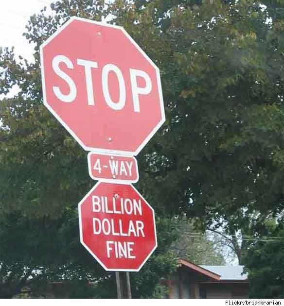 STOP SIGN. Изображение № 1.