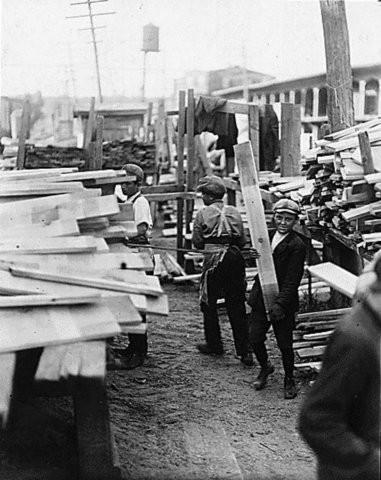 Эксплуатации детского труда в Америке (1910 год).И эмигранты США. Изображение № 28.