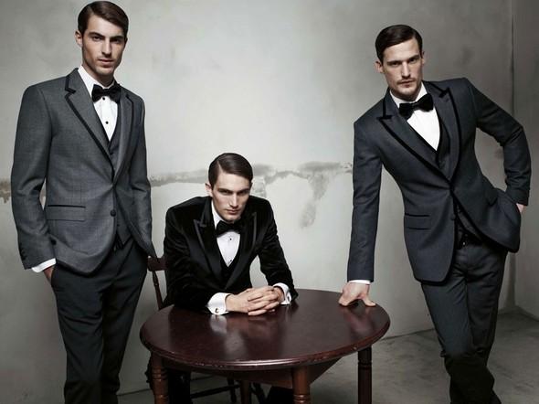 Лукбук: Dolce & Gabbana FW 2011 Men's. Изображение № 15.