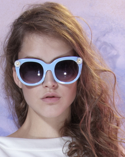 Привет, ромашки! Daisy Sunglasses от Sretsis. Изображение № 4.
