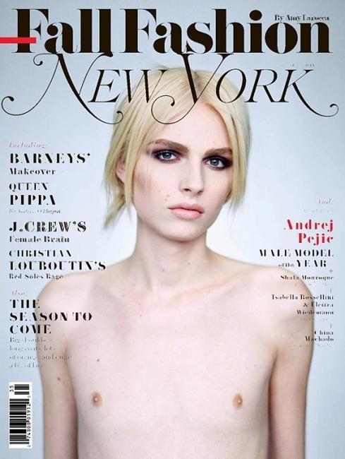 Обложки: Harper's Bazaar, Interview, New York Magazine и другие. Изображение № 6.