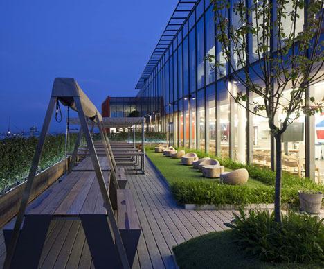 Новая штаб-квартира Google в Лондоне. Изображение № 11.